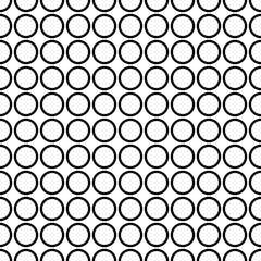 popular abstract dark black european gorgeous oval circle stack luxury pattern seamless wallpaper background