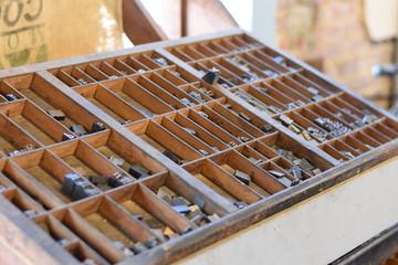 Antique Letterpress