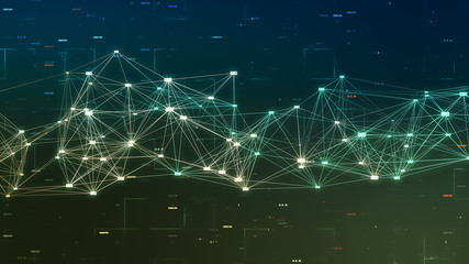 concept of big data and network