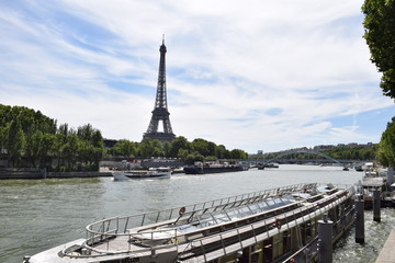 River Eiffel