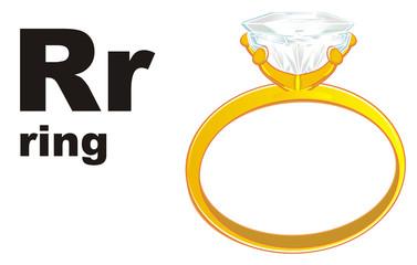 ring, stone, diamond, engagement ring, symbol, marriage, wedding, marry me, jewel, illustration, cartoon, abc