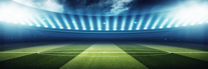 Fussball Stadion Fotoväggar