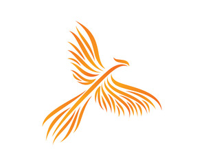 Phoenix and Bird Logo
