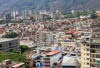 Caracas, capital city of Venezuela