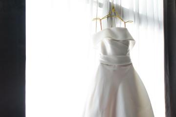 wedding dress, Bride, white dress, bride dress