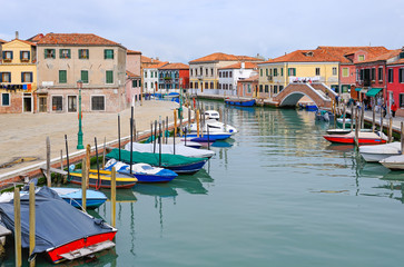 The art and architecture of Murano island