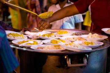 Malaysian indian food festival