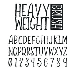 Heavy Weight Brush