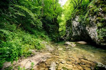 Canyon Nevidio in Montenegro