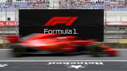 F1 Formula One - Austrian Grand Prix