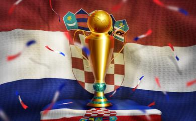 Coupe du Monde, Victoire de la Croatie