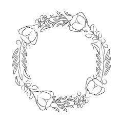 crown with beautiful flower decorative icon vector illustration design