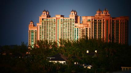 Atlantis Resort On Paradise Island In Nassau Bahamas