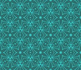 Seamless pattern. geometry design. Vector. Texture for holiday cards, Valentines day, wedding invitations. Tone color
