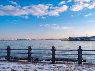 神奈川県 横浜市 みなとみらい 横浜港