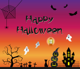 Illustration of Halloween image