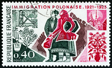 Polish Immigrants (France 1973)