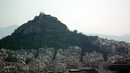 Ateńskie wzgórze - Likawitos