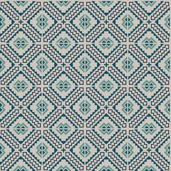 Seamless geometric pattern, American Indians ethnic style.