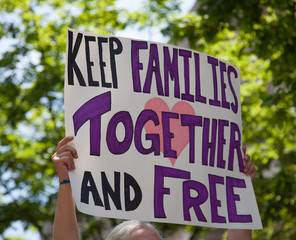 Keep Families Together and Free