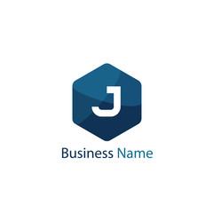 Letter J Logo Template Design