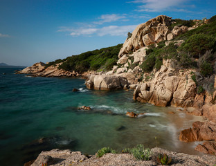 Sardische Küstenlandschaft