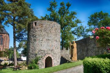Burgruine der Amöneburg, Hessen
