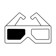 abstracct cinema symbol