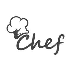 Chef cook logo icon