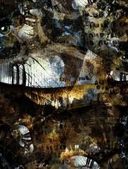 Manhattan Grunge Abstract