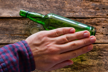 refusal of alcohol stop alcoholism