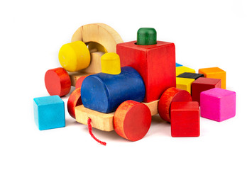 colorful toy blocks,