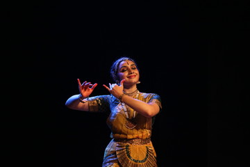 bharatha natyam is one of the eight classical dance forms of india.it is from the state of tamil nadu.