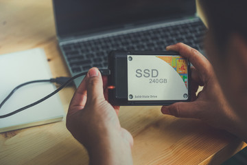 PCIe vs. SATA SSDs: Which Type of Data Drive Is Best for You?