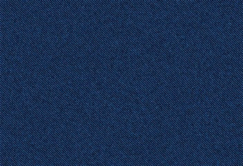 vector background of blue jeans denim texture