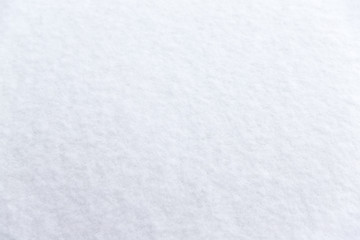 background of snow texture in white tone