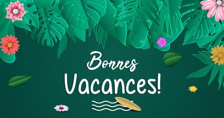 """bonnes Vacances"""" : photos, illustrations, vecteurs et vidéos ..."""