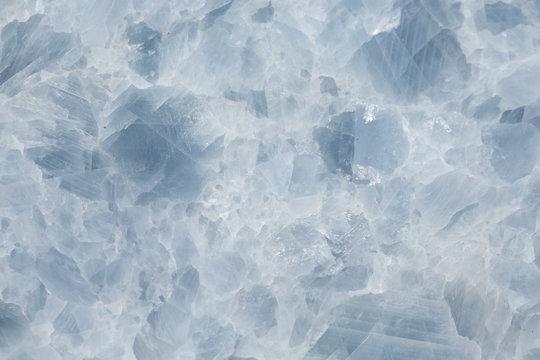 Stylish light blue marble texture.