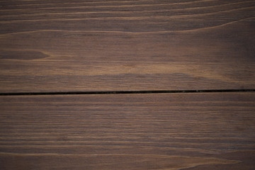 stained cedar tree