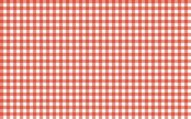 Karierte Tischdecke rot weiß