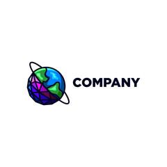 Data World Logo.