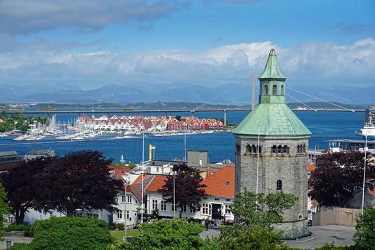 City of Stavanger, Norway