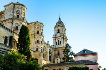 Catedral de Malaga, Andalusia, Spain