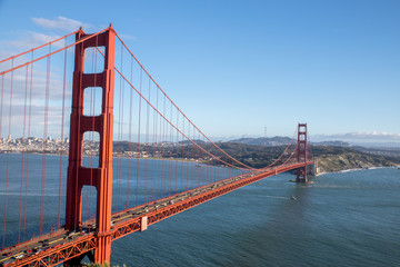 Pont du Golden Gate à San Francisco