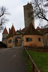 Rothenburg ob der Tauber..Rothenburg.