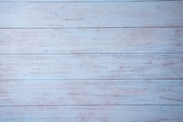 Painted Plain Teal Blue and Gray Rustic Wood Board Background that can be either horizontal or vertical.
