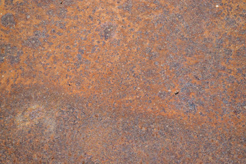 Old iron barrel texture, rusty iron background