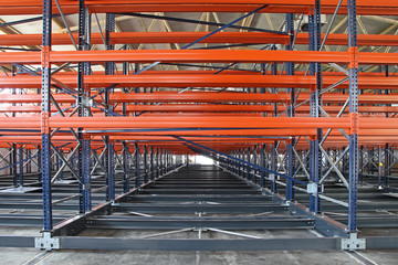 New Warehouse Shelves