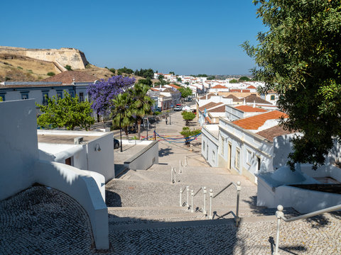 The ancient town of Castro Marim