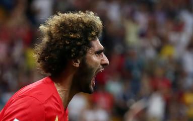 World Cup - Round of 16 - Belgium vs Japan